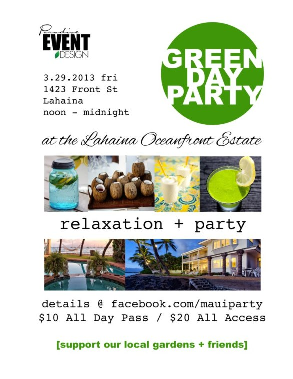 Join your community for a little Green Fun!