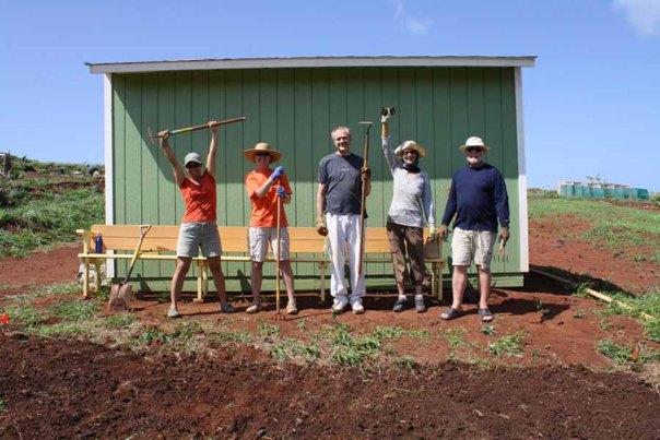 3-30-12 garden teamwork
